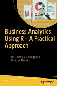 Business Analytics Using R - A Practical Approach-cover