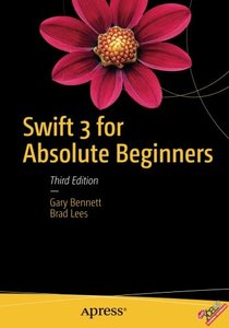 Swift 3 for Absolute Beginners-cover