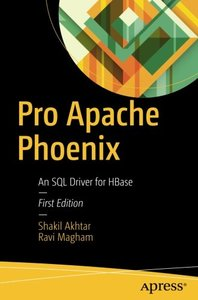 Pro Apache Phoenix: An SQL Driver for HBase-cover
