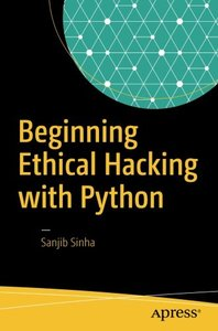 Beginning Ethical Hacking with Python-cover