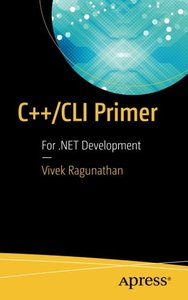 C++/CLI Primer: For .NET Development-cover