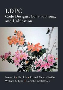 LDPC Code Designs, Constructions, and Unification-cover