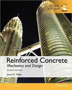 Reinforced Concrete: Mechanics and Design, 7/e (IE-Paperback)-cover