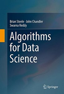 Algorithms for Data Science-cover