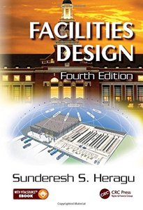 Facilities Design, 4/e (Paperback)-cover