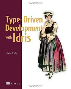 Type-driven Development with Idris-cover