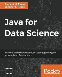 Java for Data Science-cover