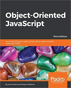 Object-Oriented JavaScript - Third Edition-cover