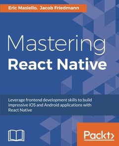 Mastering React Native-cover