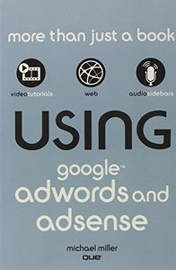 Using Google AdWords and AdSense Paperback – 3 Jun 2010-cover