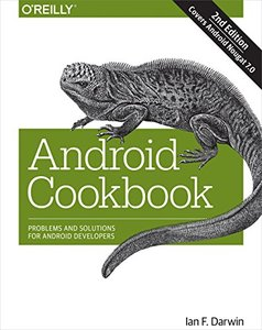 Android Cookbook: Problems and Solutions for Android Developers-cover