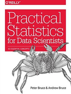 Practical Statistics for Data Scientists: 50 Essential Concepts-cover
