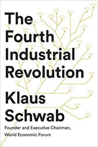 The Fourth Industrial Revolution-cover