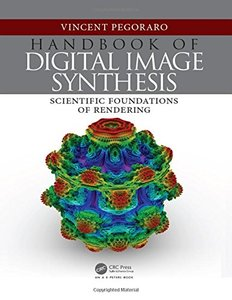 Handbook of Digital Image Synthesis: Scientific Foundations of Rendering (Hardcover)(快遞進口)-cover