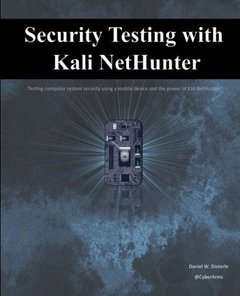 Security Testing with Kali NetHunter-cover