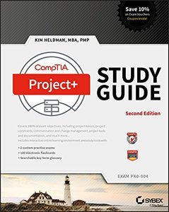 CompTIA Project+ Study Guide: Exam PK0-004-cover