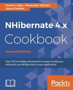 NHibernate 4.x Cookbook-cover
