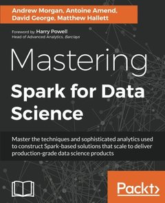 Mastering Spark for Data Science-cover