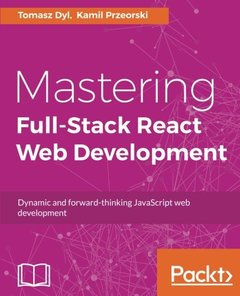 Mastering Full Stack React Web Development-cover