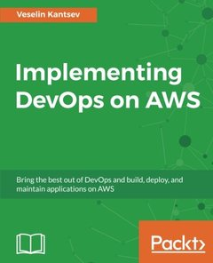 Implementing DevOps on AWS-cover