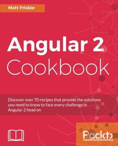 Angular 2 Cookbook - Second Edition-cover