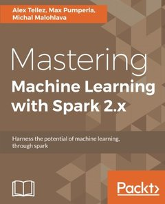 Mastering Machine Learning with Spark-cover