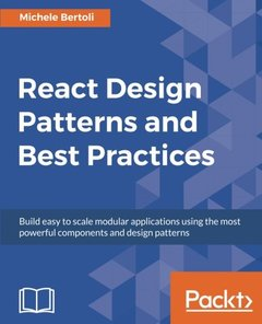 React Design Patterns and Best Practices-cover
