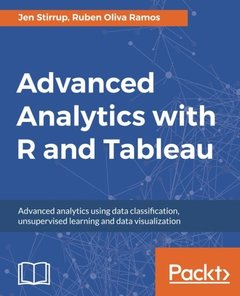 Advanced Analytics with R and Tableau-cover
