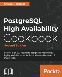 PostgreSQL High Availability Cookbook - Second Edition-cover
