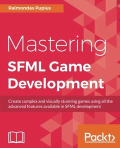 Mastering SFML Game Development-cover