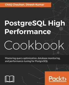 PostgreSQL High Performance Cookbook-cover
