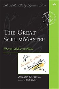 The Great ScrumMaster: #ScrumMasterWay (Paperback)-cover