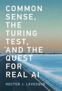 Common Sense, the Turing Test, and the Quest for Real AI (Hardcover)-cover