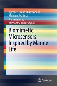 Biomimetic Microsensors Inspired by Marine Life-cover