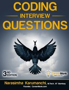 Coding Interview Questions,3/E-cover
