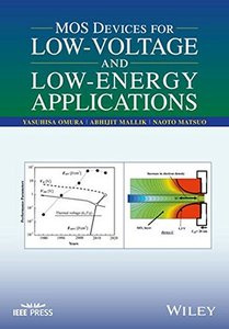 MOS Devices for Low-Voltage and Low-Energy Applications (Hardcover)-cover