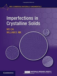 Imperfections in Crystalline Solids (Hardcover)-cover
