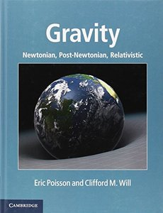 Gravity: Newtonian, Post-Newtonian, Relativistic (Hardcover)-cover