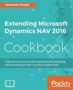 Extending Microsoft Dynamics NAV 2016 Cookbook-cover