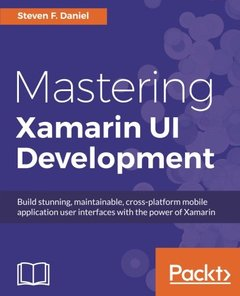 Mastering Xamarin UI Development-cover