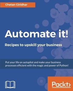 Automate it!  Recipes to upskill your business-cover