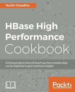 HBase High Performance Cookbook-cover