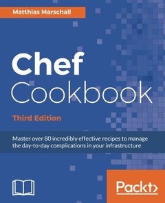 Chef Cookbook  Third Edition-cover