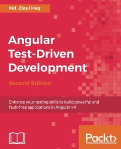 Angular TestDriven Development  Second Edition