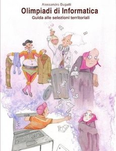 Olimpiadi Informatica Quinta Edizione (Italian Edition)-cover