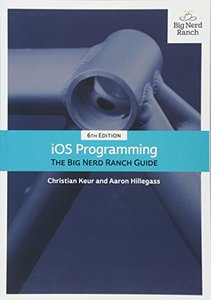 iOS Programming: The Big Nerd Ranch Guide, 6/e-cover