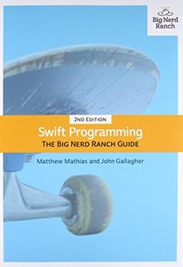 Swift Programming: The Big Nerd Ranch Guide, 2/e (Paperback)-cover
