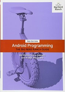 Android Programming: The Big Nerd Ranch Guide, 3/e (Paperback)-cover