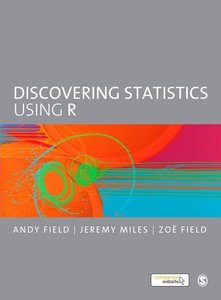 Discovering Statistics Using R (快遞進口)-cover