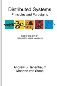 Distributed Systems: Principles and Paradigms 2/e-cover